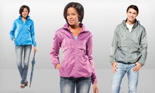 $16.99 for a Totes Packable Rain Jacket ($34.99 List Price). 10 Styles Available.