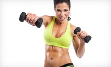 $26 for Five Power Core Conditioning Classes with Julianne at Nago Academy ($100 Value)