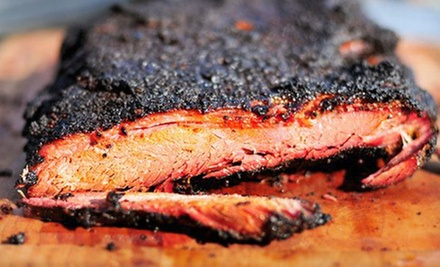 $7 for $14 Worth of Barbecue at Stretch&#x27;s BBQ Barn