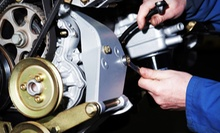 Headlight-Resurfacing Treatment or $49 for $100 Worth of Auto Repairs and Services at Auto Check One