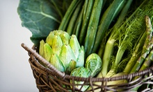 $6 for $12 Worth of Produce and Groceries at Morrow Brothers Produce