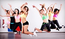 10 or 20 Group Fitness Classes at Shape Women's Fitness (Up to 83% Off)