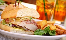Lunch for Two or Four at Sweets' Bakehouse (Up to Half Off)
