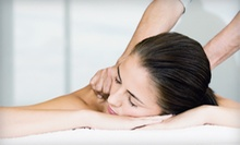 One or Three Aqua or Swedish Massages at New Health Images (Up to 56% Off)