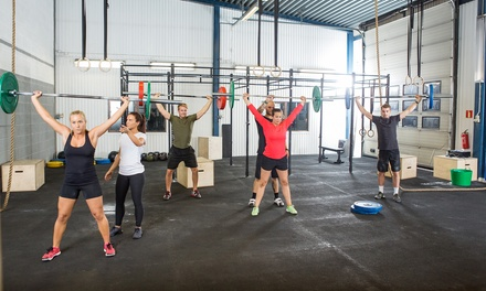 One-Month Membership or Introductory Membership at Charter Oak Crossfit (Up to 68% Off)