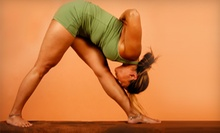 $39 for 10 Yoga Classes at Center for Yoga ($190 Value)
