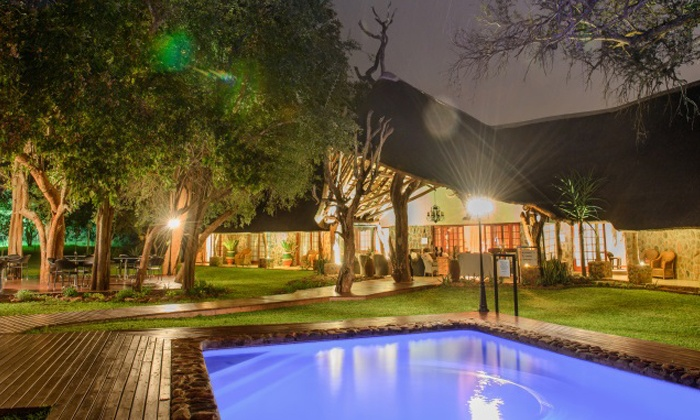 Kilima Private Game Reserve & Spa - Gravelotte,: Limpopo: Accommodation For Two, Including Breakfast and a Game Drive at Kilima Private Game Reserve & Spa