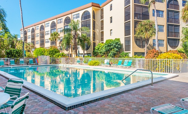 TripAlertz wants you to check out 7-Night Stay for Five in a One-Bedroom Condo at Anglers Cove Condominiums in Marco Island, FL
