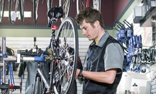 Bicycle Winterization, Basic Tune-Up, and Storage for One or Four Bikes at Bike Discounters (Up to 55% Off)