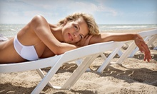 One or Three Months of Unlimited UV Tanning or One Mystic Spray-Tan Session at Island Sun Tanning (Up to 62% Off)