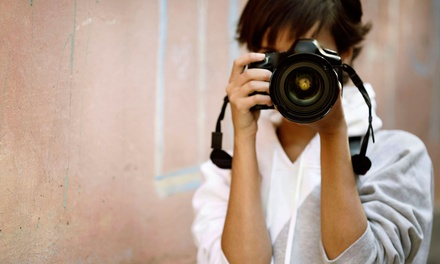 $69 for a Five-Hour Photography Class at Funky Monkey Photography ($198 Value)