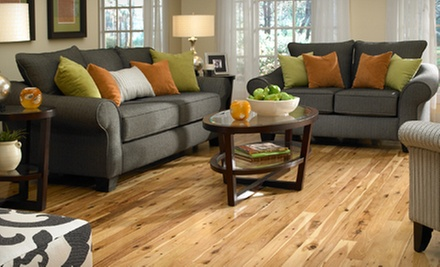 $50 for $100 Worth of Flooring, Accessories, and Tools at Lumber Liquidators