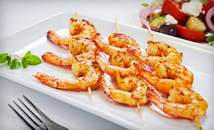 $15 for $30 Worth of Mediterranean Tapas at Joyia