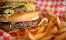 $6 for $12 Worth of American Cuisine at Bad Boy Burgers (Half Off)