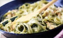 $10 for $20 Worth of Italian Cuisine and Drinks at Strings Italian Cafe 