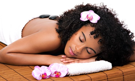 $41 for $75 Worth of Hot-Stone Massage at Hands That Heal