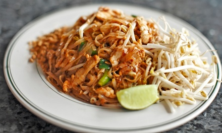 $17 for $30 Worth of Thai Food at Bangkok Pavilion Restaurant