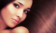 One or Two Keratin Hair-Smoothing Treatments from Margaret Leocardi-Reyes at Envy Salon (Up to 56% Off)