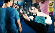 Month of Unlimited Martial-Arts Classes or Kids' Ninja Birthday Party at Premier Martial Arts of Wichita (Up to 83% Off)