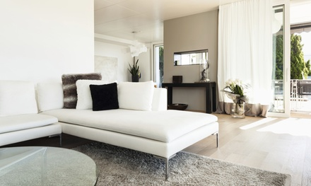 One-Time House Cleaning, Four Rooms of Carpet Cleaning, or Both at Maid of Honor (50% Off)
