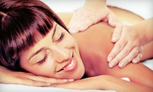 One 60- or 90-Minute or Three 90-Minute Deep-Tissue Massages at Absolute Wholeness Massage and Wellness (Up to 56% Off)