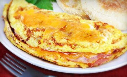 Saturday or Sunday Brunch for Two or Four at Secret Garden Café & Ocean Ave. Green Market (Up to 52% Off)