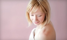 $29 for Detox Therapy Package with Ionic Treatment, Sugar Scrub, and Paraffin Treatment at The Massage Hut ($65 Value)