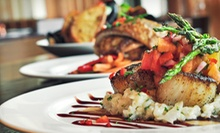 Upscale Organic Dinner Cuisine for Two or Four at Wilfs Restaurant & Bar (Up to 55% Off)