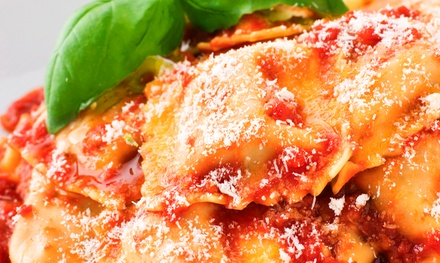 $16.50 for $30 Worth of Italian Cuisine at Open Kitchen