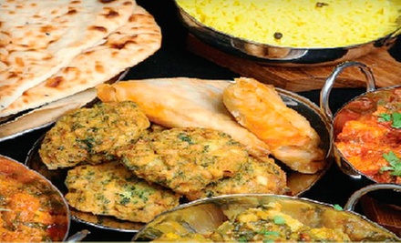 $6 for $12 Worth of Indian Food at Spice India