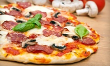 $10 for $20 Worth of Pizza, Pasta, and Sandwiches at Dannys Pizza