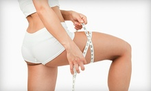 One, Three, or Six Ultrasonic Liposuction Sessions with Body Sculpt Wraps at Body Sculpt Wraps (83% Off)