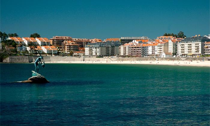 Hotel Nautilus — Sanxenxo: 1-7 noites para dois com pequeno-almoço e late check-out desde 29,95€