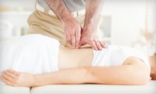 Chiropractic Package or Spinal Decompression at Outten Chiropractic and Cary Spinal Decompression Center (Up to 93% Off)