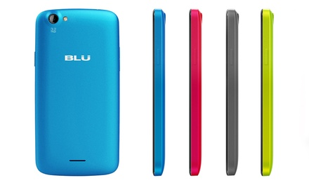 BLU Life Play Mini Smartphone with Android KitKat OS (GSM Unlocked)