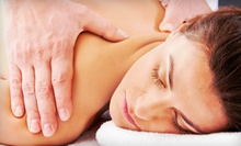 60-Minute Signature Massage for One or Couples Swedish Massage at Tea Spa (Up to 51% Off)