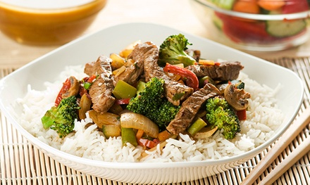 Thai Cuisine for Dinner or Lunch at Thai Corner Kitchen (Up to 48% Off)