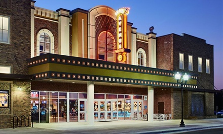 Two or Four General Admission Movie Tickets at Grand Avenue Theater (33% Off)