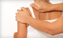 $75 for a 60-Minute Rolfing Therapy Session from Cindy Nielsen at Snow Blossom Acupuncture ($150 Value)