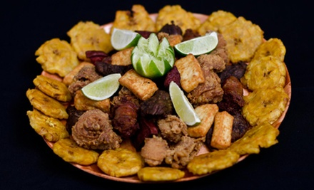 Latin-American Cuisine for Two or Four at El Malecon Restaurant (Up to 53% Off)