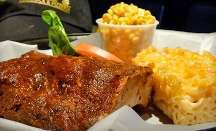 Dinner for Two or Four at Jessie's Fireshack & Pizzeria (Up to 60% Off)