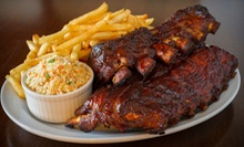 $10 for $20 Worth of Barbecue and Sandwiches at Rally Point Sport Grill