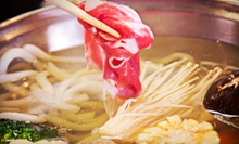 $20 for $40 Worth of Japanese Food at Ten Shabu in West Covina