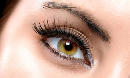 Full Set of Eyelash Extensions with Optional Fill at Everlasting Skin Care (Up to 51% Off)