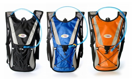 Sport Force Hydration Backpack with Water Bladder