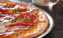 $15 for $30 Worth of Pizza, Sandwiches, and Calzones at Mission Pizza & Pub