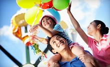 Day at Napa County Fair for Two Adults and Two Kids or Four Adults in Calistoga on July 3, 5, 6, or 7 (Up to 56% Off)