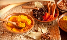 Indian Food at Bollywood Chat &amp; Sweets (Up to 53% Off). Two Options Available.