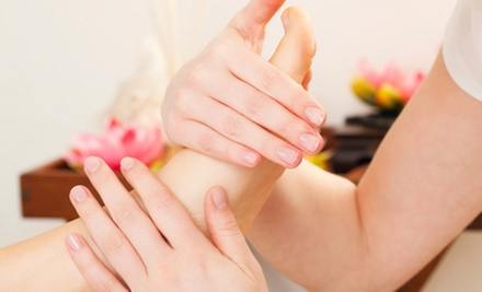 1, 2, 3, or 12 Foot-Reflexology Treatments with Massage at Healing Hands MedSpa (Up to 79% Off)