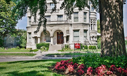 Night of Art, Historic Homes Tour, or Holiday Victorian Tea at The Conrad-Caldwell House Museum (Up to 50% Off)